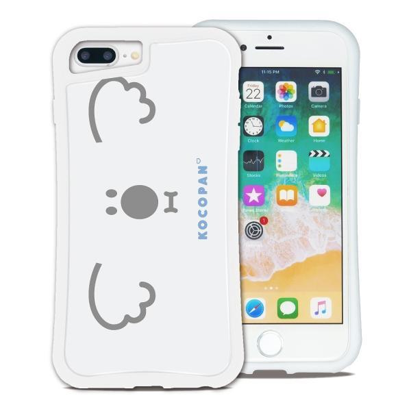 iPhone 7Plus 8Plus 6Plus 6sPlus ケース スマホケース アニパンズ 耐衝撃 シンプル おしゃれ くっつく ウェイリー WAYLLY _MK_ waylly 24