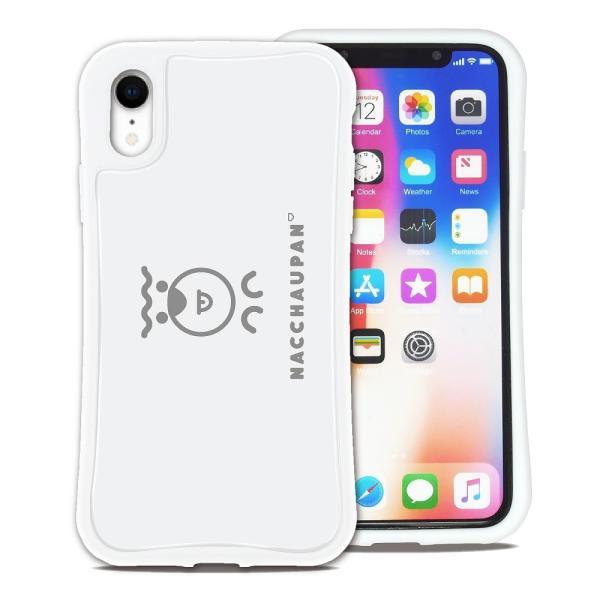 iPhone XR ケース スマホケース アニパンズ 耐衝撃 シンプル おしゃれ くっつく ウェイリー WAYLLY _MK_|waylly|25