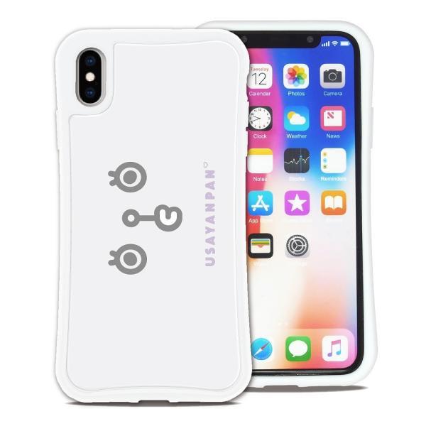 iPhone XS Max ケース スマホケース アニパンズ 耐衝撃 シンプル おしゃれ くっつく ウェイリー WAYLLY _MK_|waylly|23