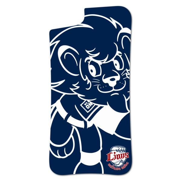 iPhone 8 7 XR XS X 6s 6 Plus XsMax ケース スマホケース 西武ライオンズ 耐衝撃 シンプル おしゃれ くっつく ウェイリー WAYLLY _MK_|waylly|05