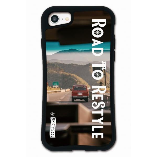 iPhone 8 7 XR XS X 6s 6 Plus XsMax 11 pro max ケース スマホケース SPiCYSOL 耐衝撃 シンプル おしゃれ くっつく ウェイリー WAYLLY _MK_|waylly|18