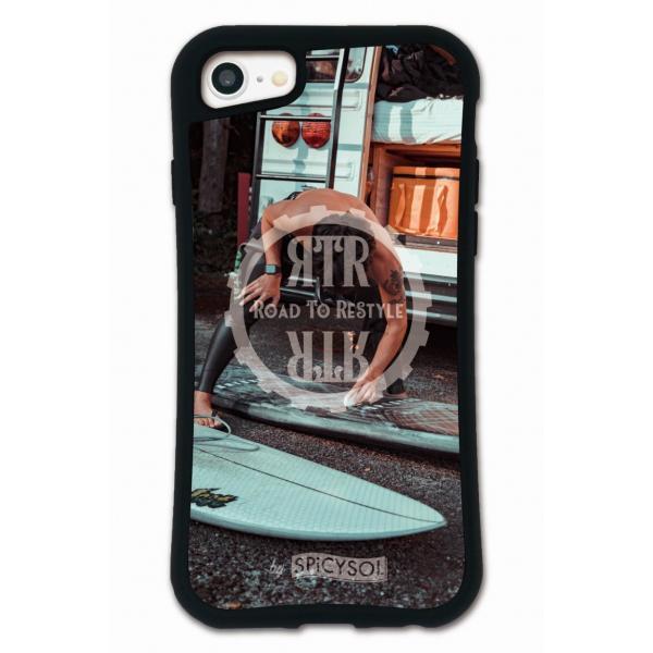 iPhone 8 7 XR XS X 6s 6 Plus XsMax 11 pro max ケース スマホケース SPiCYSOL 耐衝撃 シンプル おしゃれ くっつく ウェイリー WAYLLY _MK_|waylly|23
