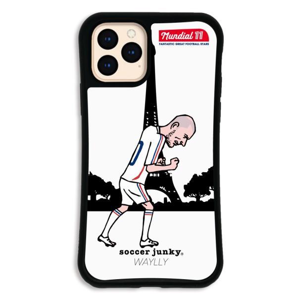 iPhone11 Pro ケース スマホケース サッカージャンキー ジェリー 耐衝撃 シンプル おしゃれ くっつく ウェイリー WAYLLY _MK_|waylly|19