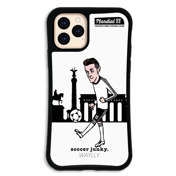 iPhone11 Pro ケース スマホケース サッカージャンキー ジェリー 耐衝撃 シンプル おしゃれ くっつく ウェイリー WAYLLY _MK_|waylly|21
