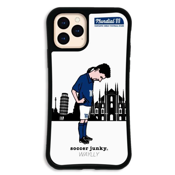 iPhone11 Pro ケース スマホケース サッカージャンキー ジェリー 耐衝撃 シンプル おしゃれ くっつく ウェイリー WAYLLY _MK_|waylly|27