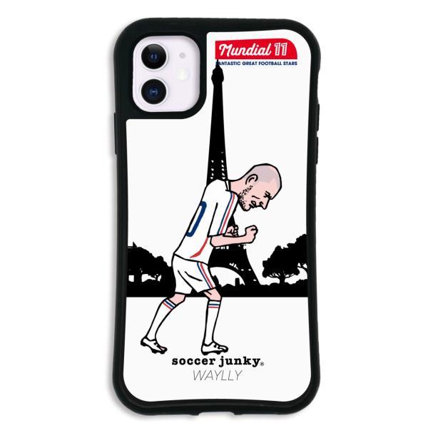 iPhone11 ケース スマホケース サッカージャンキー ジェリー 耐衝撃 シンプル おしゃれ くっつく ウェイリー WAYLLY _MK_ waylly 19