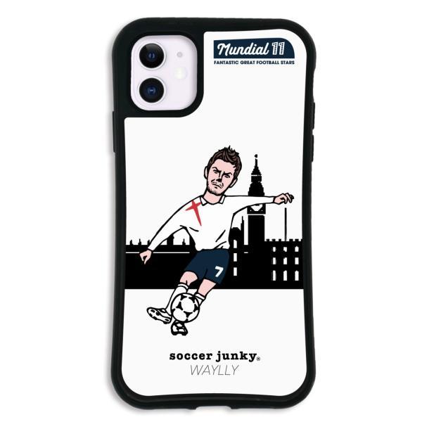 iPhone11 ケース スマホケース サッカージャンキー ジェリー 耐衝撃 シンプル おしゃれ くっつく ウェイリー WAYLLY _MK_ waylly 22