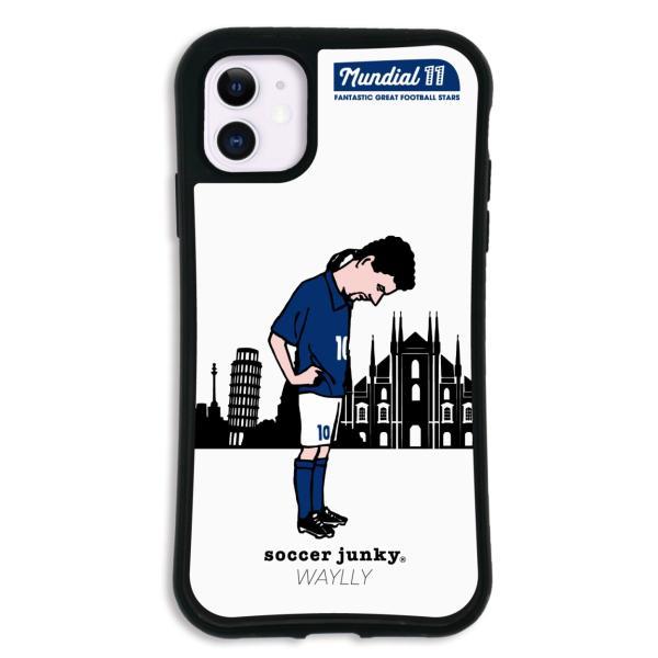iPhone11 ケース スマホケース サッカージャンキー ジェリー 耐衝撃 シンプル おしゃれ くっつく ウェイリー WAYLLY _MK_ waylly 27