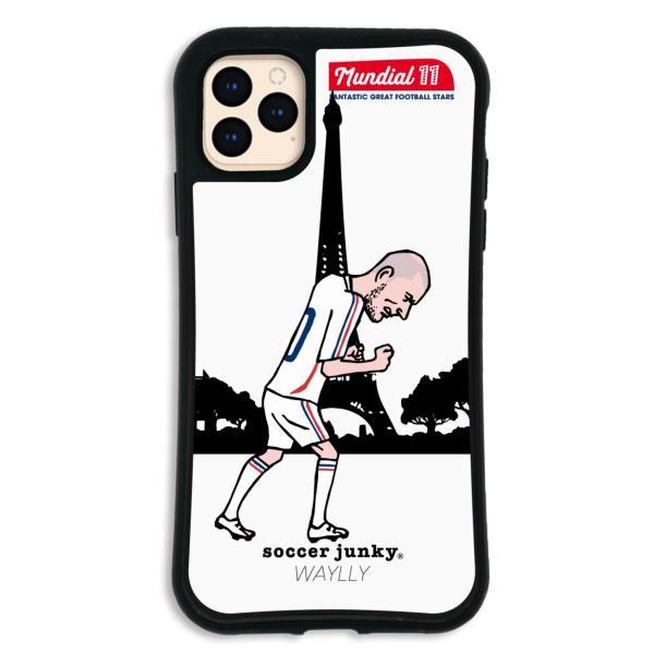 iPhone11 Pro MAX ケース スマホケース サッカージャンキー ジェリー 耐衝撃 シンプル おしゃれ くっつく ウェイリー WAYLLY _MK_|waylly|19
