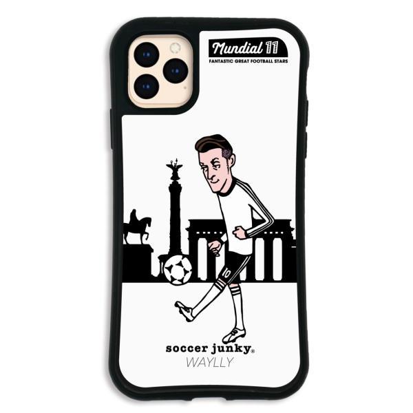 iPhone11 Pro MAX ケース スマホケース サッカージャンキー ジェリー 耐衝撃 シンプル おしゃれ くっつく ウェイリー WAYLLY _MK_|waylly|21