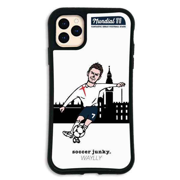 iPhone11 Pro MAX ケース スマホケース サッカージャンキー ジェリー 耐衝撃 シンプル おしゃれ くっつく ウェイリー WAYLLY _MK_|waylly|22