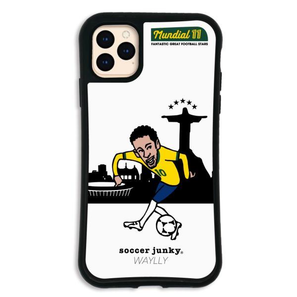 iPhone11 Pro MAX ケース スマホケース サッカージャンキー ジェリー 耐衝撃 シンプル おしゃれ くっつく ウェイリー WAYLLY _MK_|waylly|25