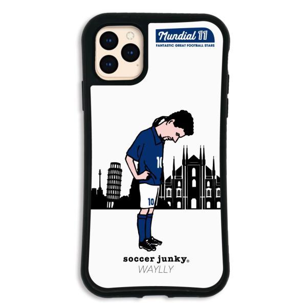 iPhone11 Pro MAX ケース スマホケース サッカージャンキー ジェリー 耐衝撃 シンプル おしゃれ くっつく ウェイリー WAYLLY _MK_|waylly|27