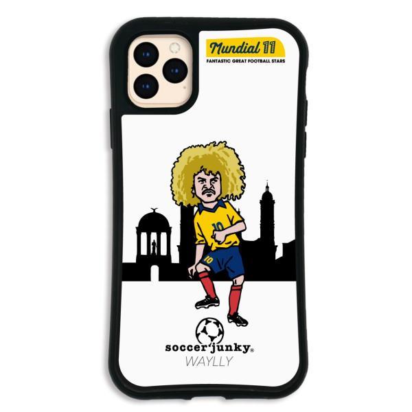 iPhone11 Pro MAX ケース スマホケース サッカージャンキー ジェリー 耐衝撃 シンプル おしゃれ くっつく ウェイリー WAYLLY _MK_|waylly|28