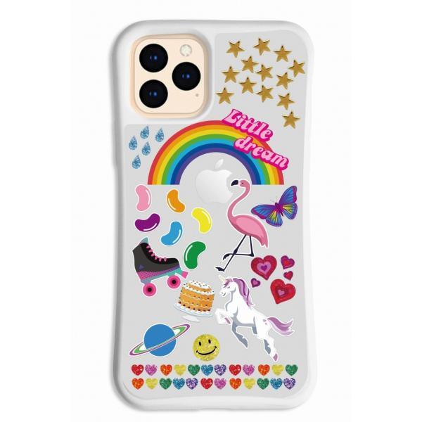 iPhone11 Pro ケース スマホケース あややん 耐衝撃 シンプル おしゃれ くっつく ウェイリー WAYLLY _MK_|waylly|17