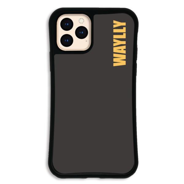 iPhone11 Pro ケース スマホケース イージー 耐衝撃 シンプル おしゃれ くっつく ウェイリー WAYLLY _MK_|waylly|17