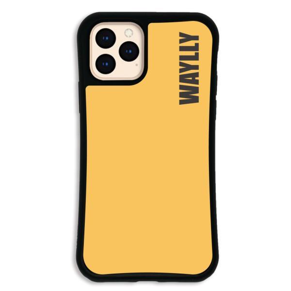 iPhone11 Pro ケース スマホケース イージー 耐衝撃 シンプル おしゃれ くっつく ウェイリー WAYLLY _MK_|waylly|18