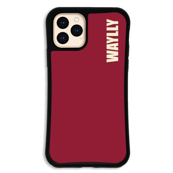 iPhone11 Pro ケース スマホケース イージー 耐衝撃 シンプル おしゃれ くっつく ウェイリー WAYLLY _MK_|waylly|19