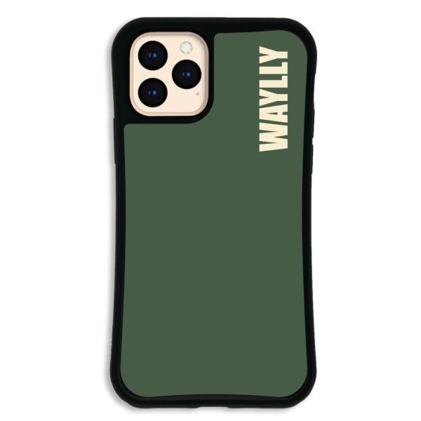 iPhone11 Pro ケース スマホケース イージー 耐衝撃 シンプル おしゃれ くっつく ウェイリー WAYLLY _MK_|waylly|20