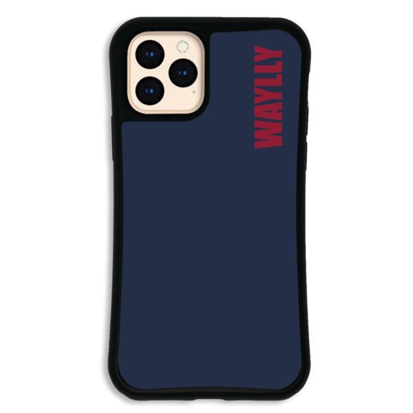 iPhone11 Pro ケース スマホケース イージー 耐衝撃 シンプル おしゃれ くっつく ウェイリー WAYLLY _MK_|waylly|21