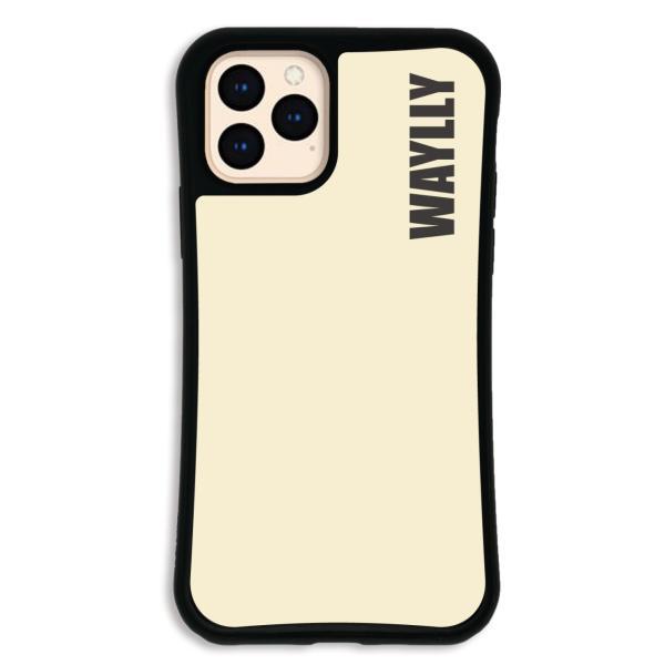iPhone11 Pro ケース スマホケース イージー 耐衝撃 シンプル おしゃれ くっつく ウェイリー WAYLLY _MK_|waylly|22