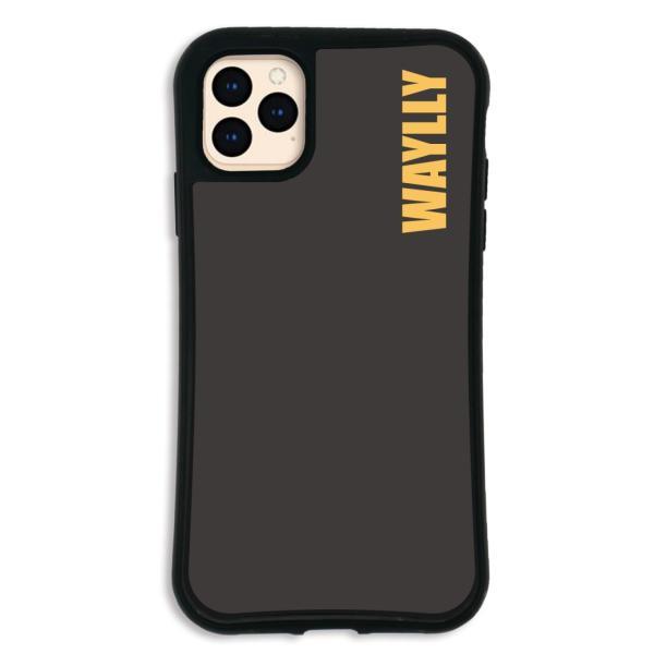iPhone11 Pro MAX ケース スマホケース イージー 耐衝撃 シンプル おしゃれ くっつく ウェイリー WAYLLY _MK_ waylly 17