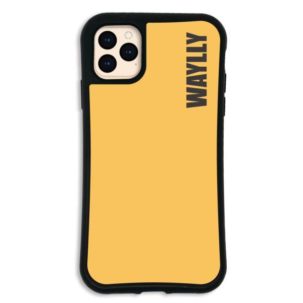 iPhone11 Pro MAX ケース スマホケース イージー 耐衝撃 シンプル おしゃれ くっつく ウェイリー WAYLLY _MK_ waylly 18