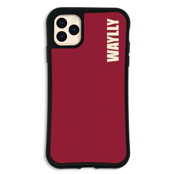 iPhone11 Pro MAX ケース スマホケース イージー 耐衝撃 シンプル おしゃれ くっつく ウェイリー WAYLLY _MK_ waylly 19