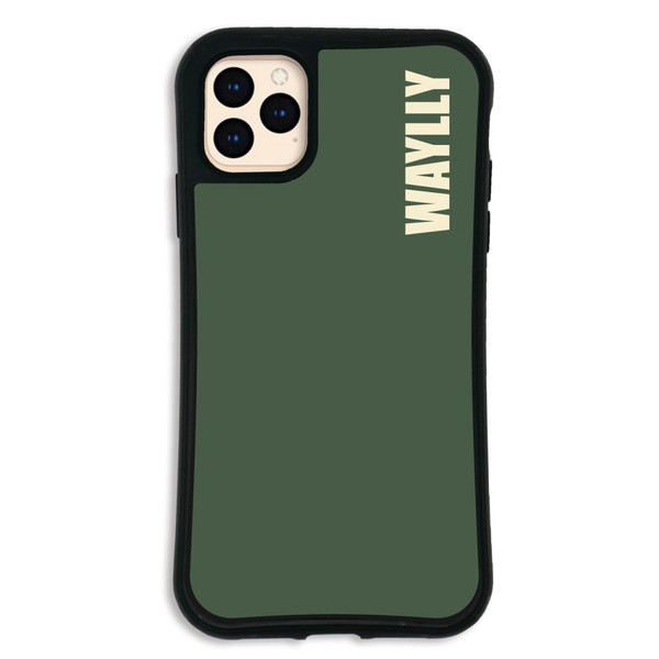 iPhone11 Pro MAX ケース スマホケース イージー 耐衝撃 シンプル おしゃれ くっつく ウェイリー WAYLLY _MK_ waylly 20