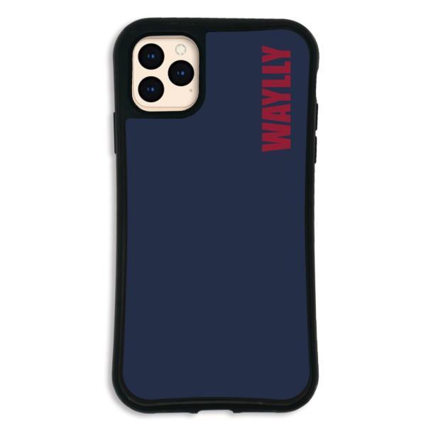 iPhone11 Pro MAX ケース スマホケース イージー 耐衝撃 シンプル おしゃれ くっつく ウェイリー WAYLLY _MK_ waylly 21