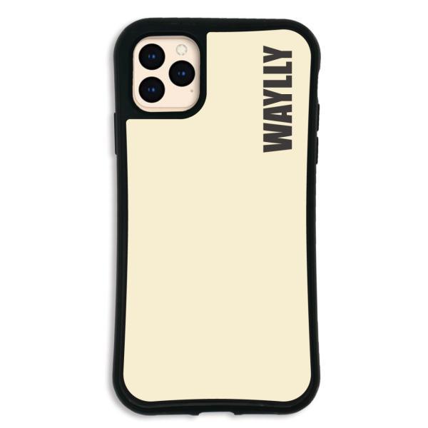 iPhone11 Pro MAX ケース スマホケース イージー 耐衝撃 シンプル おしゃれ くっつく ウェイリー WAYLLY _MK_ waylly 22