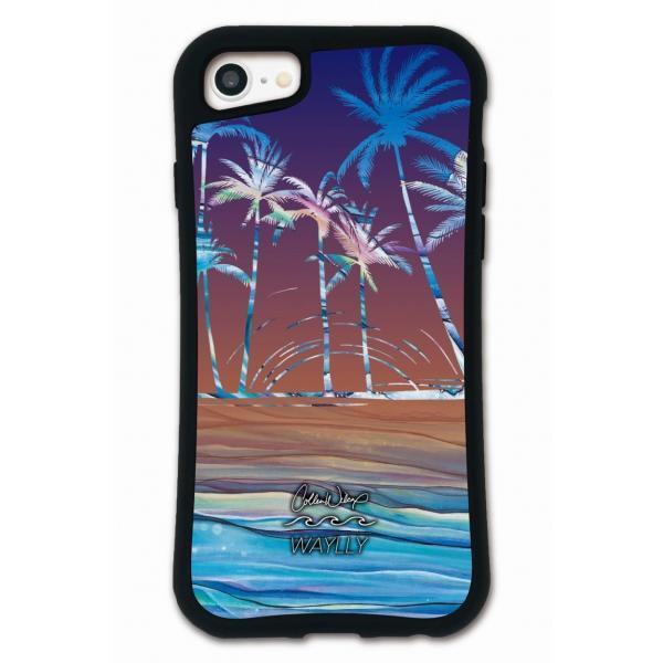iPhone 8 7 XR XS X SE 6s 6 Plus XsMax 11 pro max ケース スマホケース Colleen Malia Wilcox 耐衝撃 シンプル おしゃれ くっつく ウェイリー WAYLLY _MK_ waylly 04