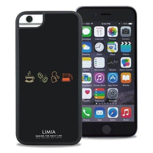ウェイリー(WAYLLY) ×LIMIA(リミア)コラボ第2弾  くっつくスマホケース ※iPhoneX/Xs/XR/Xs Max/iPhone8/iPhone7/6s/6/plus/SE/5s/5 対応!_K_|waylly|12