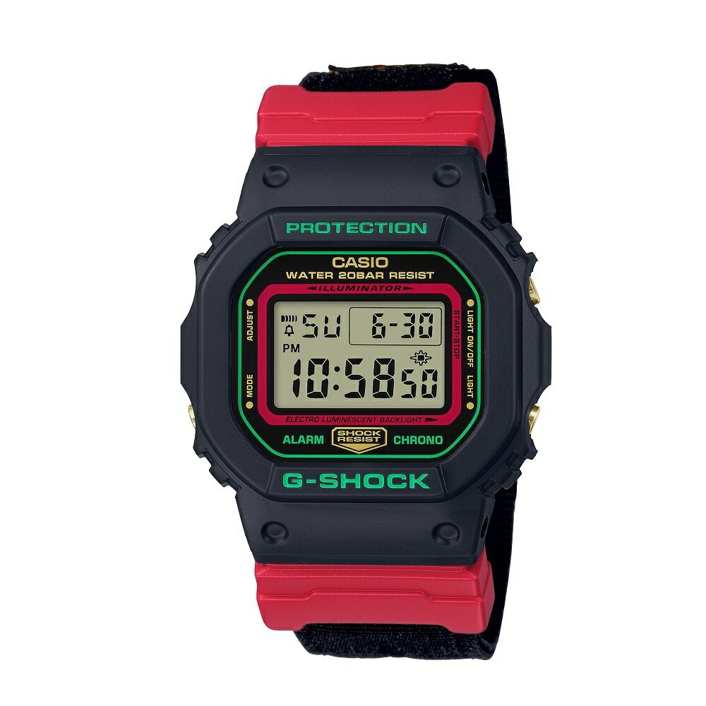 G-SHOCK Throwback 1990s DW-5600THC-1JF 【安心の3年保証】