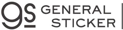 ゼネラルステッカー ロゴ