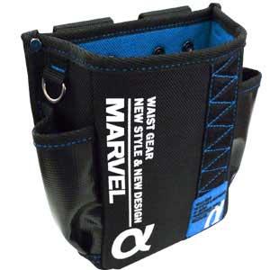 工具袋(電工ポケット)-アルファ腰袋