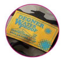 DEGNER:デグナー:防水ウエストバッグ:ウエストポーチ・ヒップバッグ