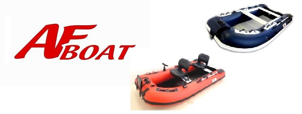 フィッシング釣り用のゴムボート、カヤック、マリン用品の開発・販売