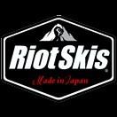 NEW RIOTSKIS ライオット スキー
