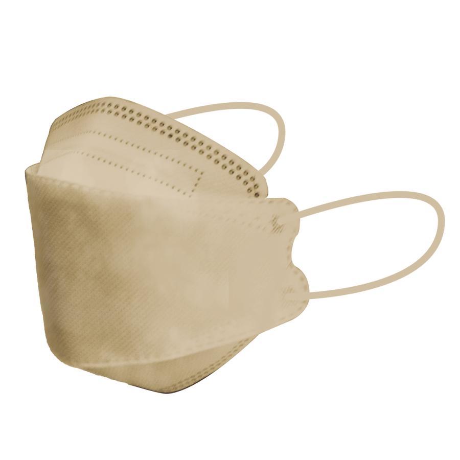 【18日迄限定クーポン】血色マスク 立体マスク 3サイズ 両面同色 5枚ずつ個包装 小さめ 子供 女性 KF94 マスク と同型 ジュエルフラップマスク 4層構造 不織布 weimall 24