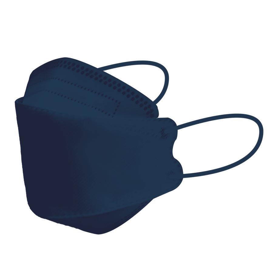 【18日迄限定クーポン】血色マスク 立体マスク 3サイズ 両面同色 5枚ずつ個包装 小さめ 子供 女性 KF94 マスク と同型 ジュエルフラップマスク 4層構造 不織布 weimall 36