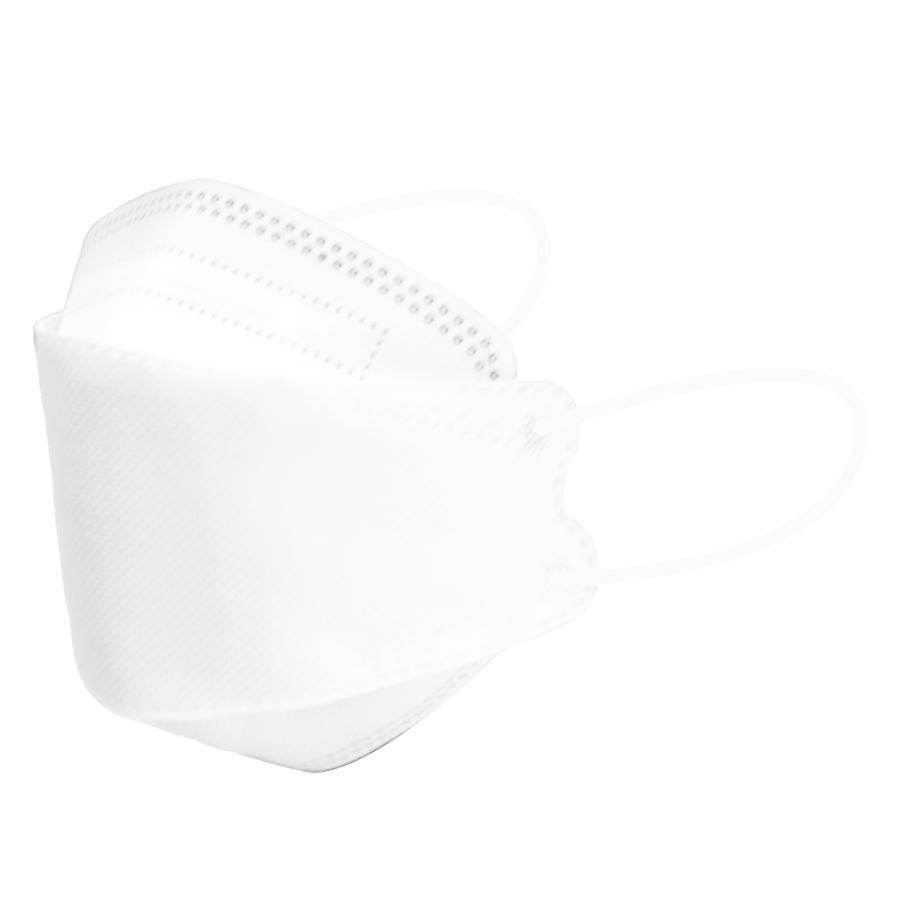 【18日迄限定クーポン】血色マスク 立体マスク 3サイズ 両面同色 5枚ずつ個包装 小さめ 子供 女性 KF94 マスク と同型 ジュエルフラップマスク 4層構造 不織布 weimall 34