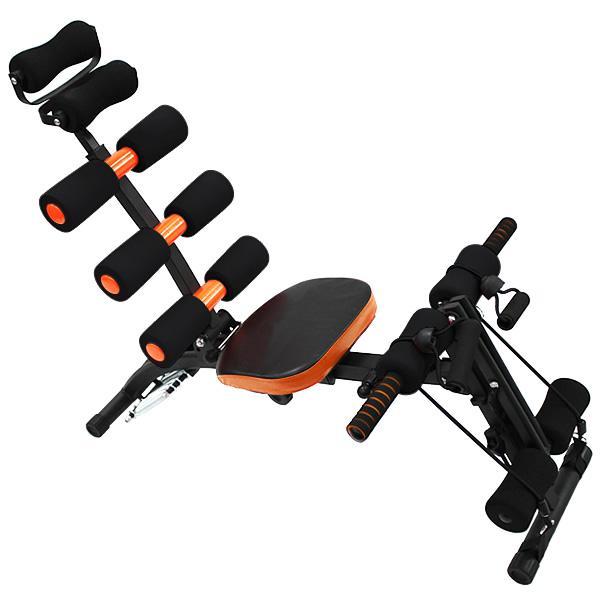 腹筋マシン シックスパックケア 全3色 ハンドベルト付き 折りたたみ 腹筋台 運動 器具 マシーン トレーニング ダイエット ジム 日本語説明書付 WEIMALL weimall 13