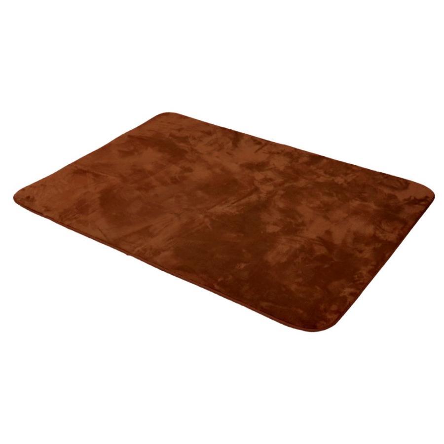 ラグ カーペット 低反発 130x185cm  厚手23mm 洗える 抗菌 防ダニ 滑り止め付き ラグマット 低反発ウレタン 絨毯 おしゃれ WEIMALL weimall 15