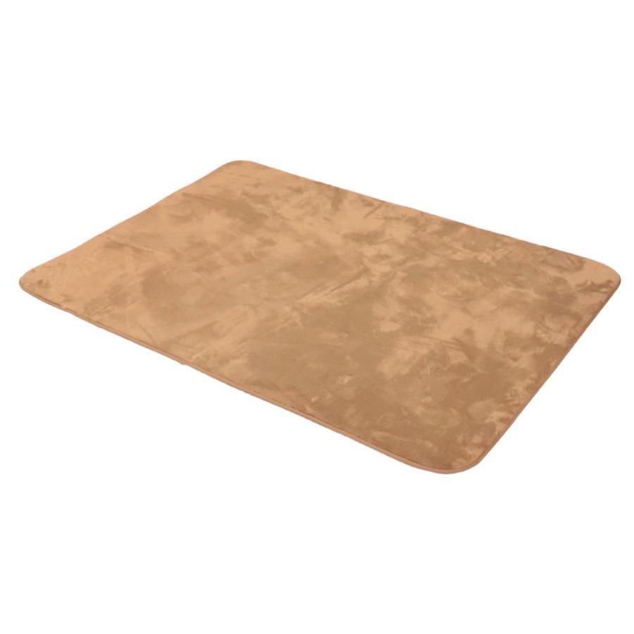 ラグ カーペット 低反発 130x185cm  厚手23mm 洗える 抗菌 防ダニ 滑り止め付き ラグマット 低反発ウレタン 絨毯 おしゃれ WEIMALL weimall 16