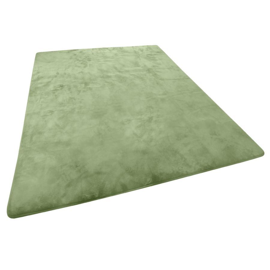 低反発 ラグ 極厚23mm 3.2畳 200x250cm 洗える 抗菌 防ダニ 滑り止め付き ラグマット カーペット 低反発ウレタン 厚手 絨毯 weimall 14