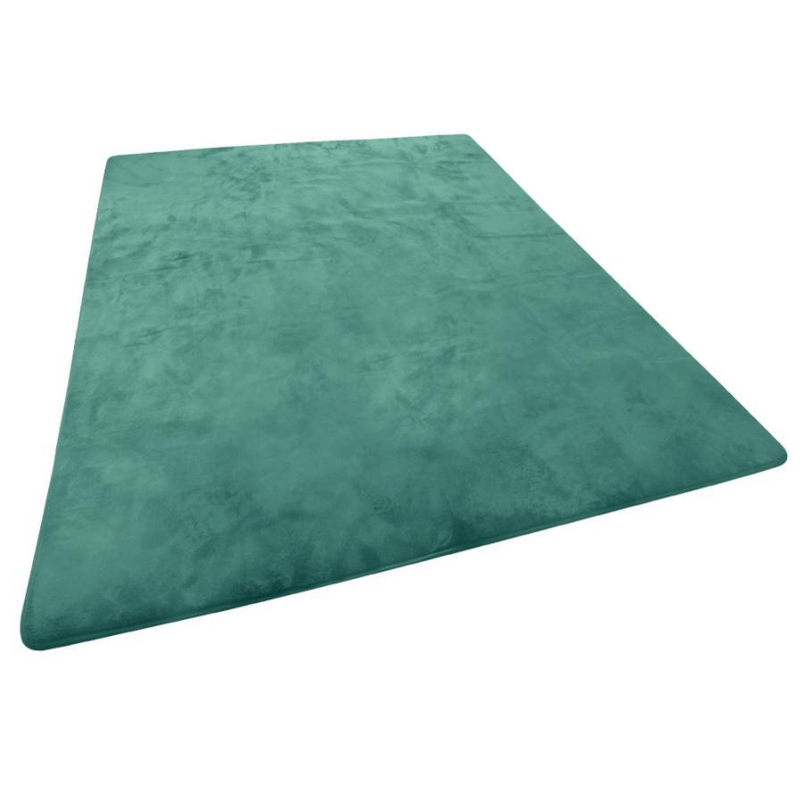 低反発 ラグ 極厚23mm 3.2畳 200x250cm 洗える 抗菌 防ダニ 滑り止め付き ラグマット カーペット 低反発ウレタン 厚手 絨毯 weimall 17