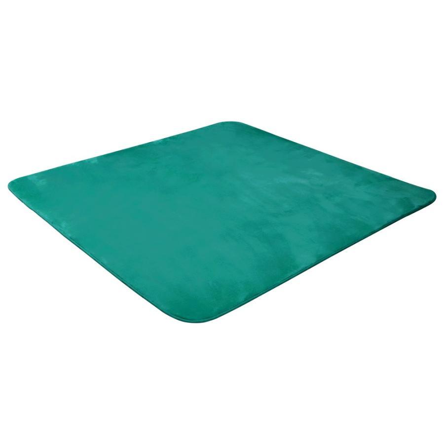 ラグ カーペット 低反発 185x185cm 約2畳 厚手25mm 洗える 抗菌 防ダニ 滑り止め付き ラグマット 低反発ウレタン 絨毯 おしゃれ WEIMALL|weimall|17