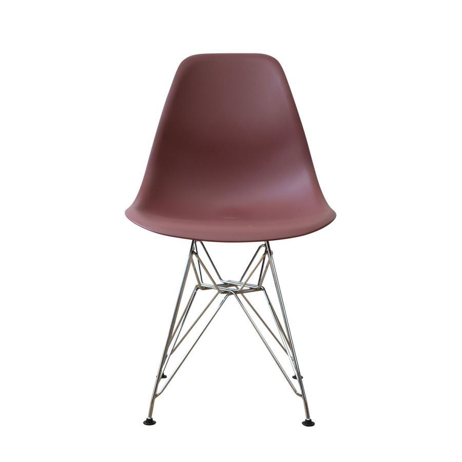 イームズチェア ダイニングチェア DSR スチール脚 全4色 eames リプロダクト 椅子 イス ジェネリック家具 北欧  デザイナーズ シェルチェア|weimall|13