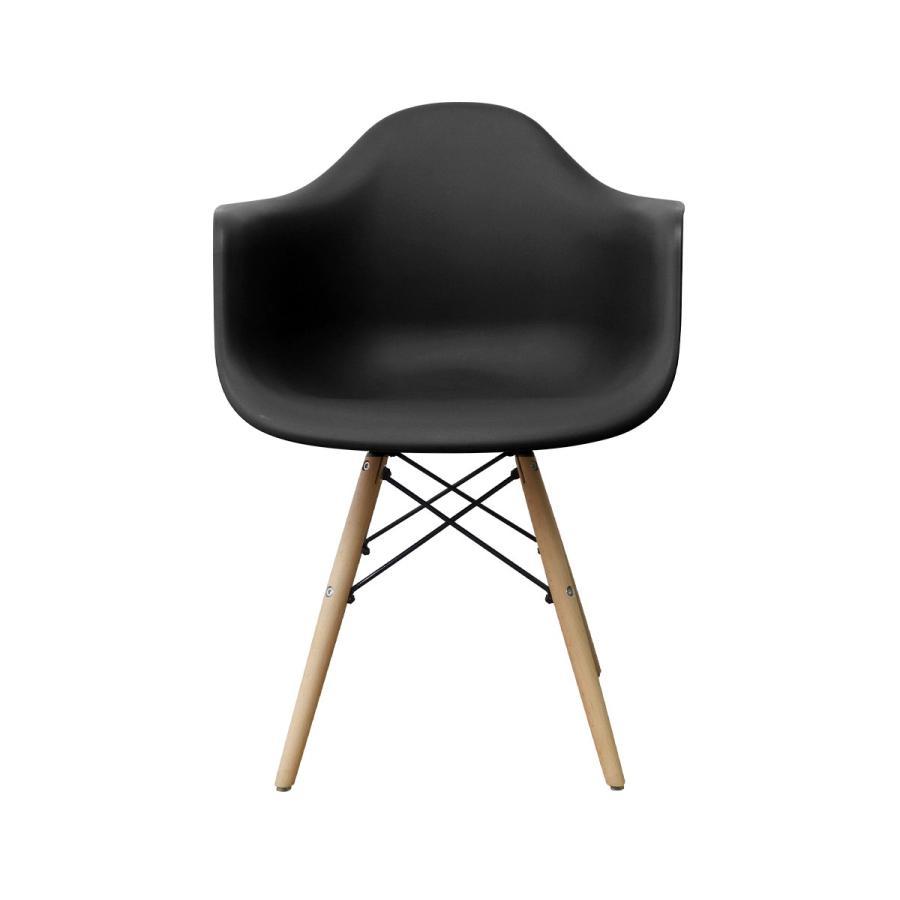 イームズチェア ダイニングチェア DAW 木脚 全4色 eames リプロダクト 椅子 イス ジェネリック家具 北欧  デザイナーズ シェルチェア|weimall|11